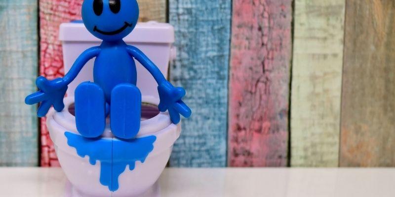 Menentukan Material Kubikel Toilet