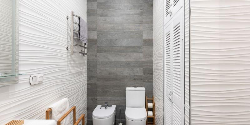 Contoh Perangkat Cubicle Toilet Bekasi