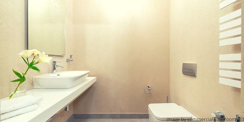 Kubikel Toilet Pada Kamar Mandi Di Cirebon