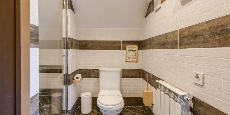 Toilet Rumah Di Kota Bandung